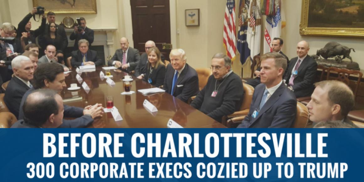 300 corporate execs