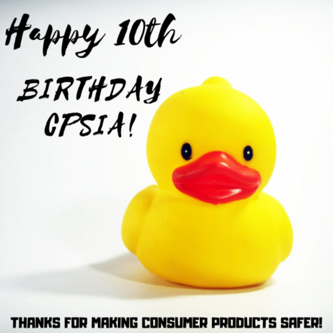 Happy 10th Birthday CPSIA